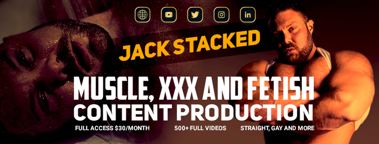 JackStacked OnlyFans Leaked Photos and Videos